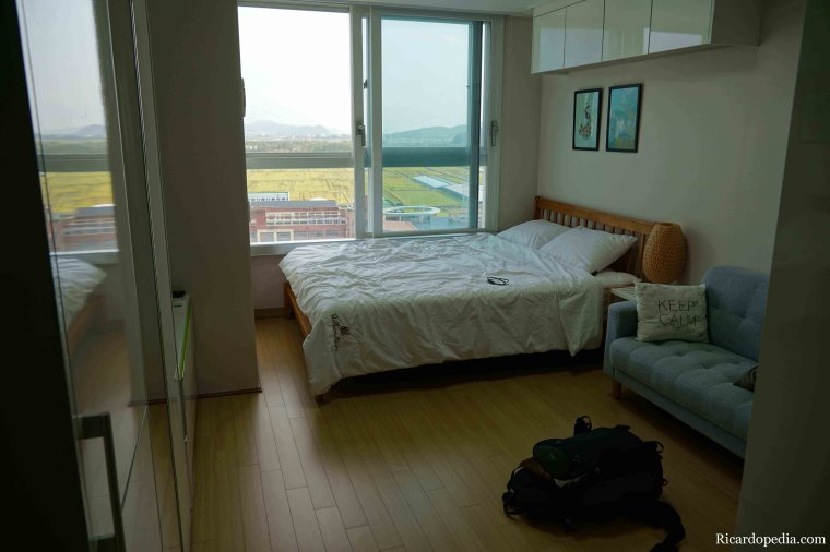 Suncheon Korea Apartment