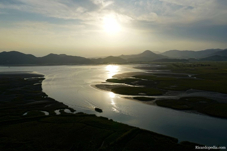 Korea Suncheon Bay Wetlands Reserve