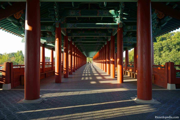 Gyeongju Korea Wolijeonggyo Bridge