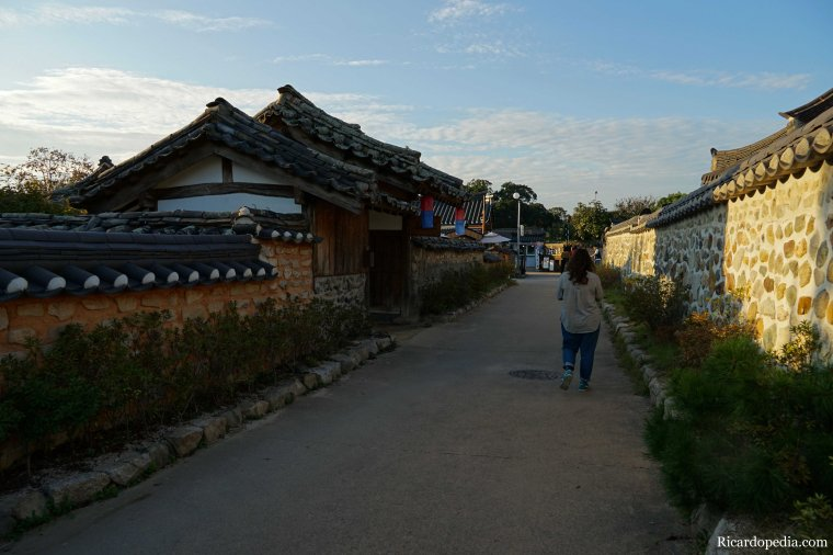 Gyeongju Korea Gyochon Traditional Village