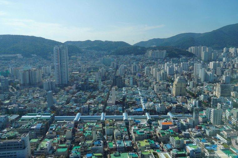 Korea Busan Tower