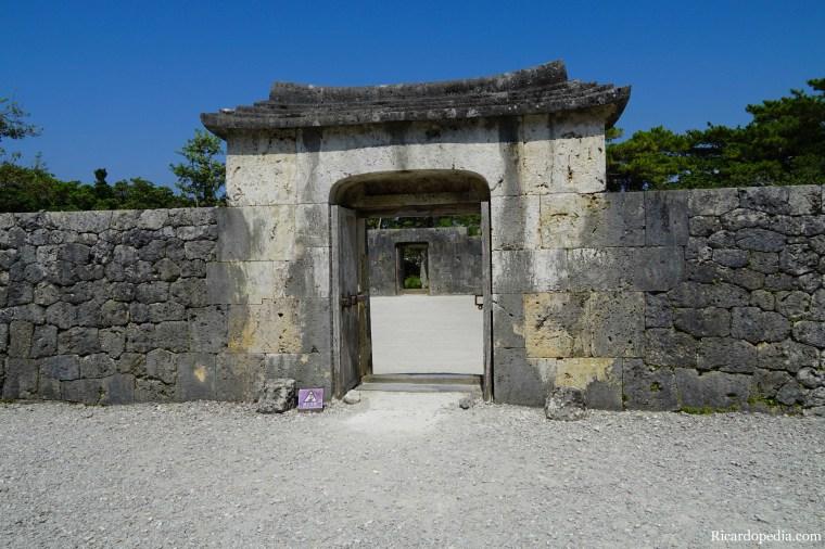 Okinawa Naha Tamaudun Mausoleum