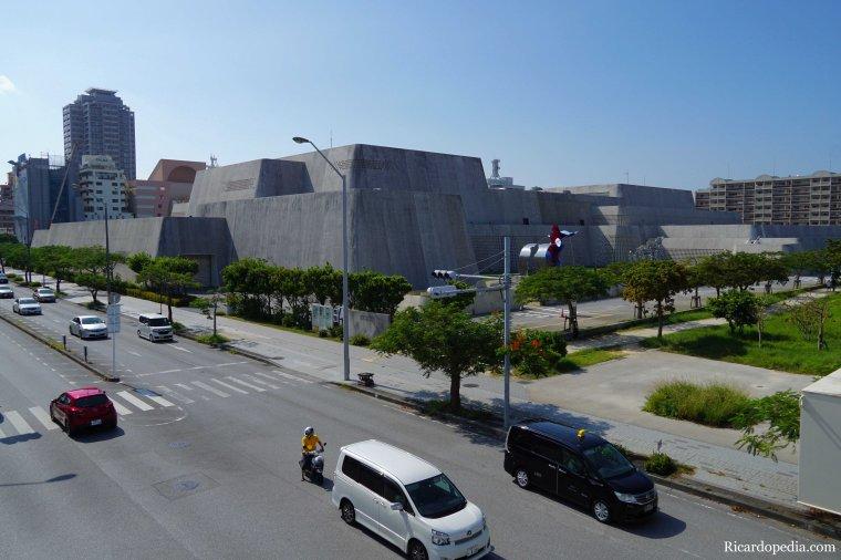 Naha Okinawa Prefectural Museum