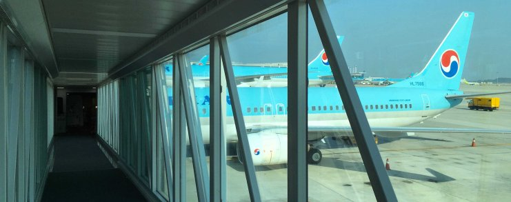Busan Korea Incheon Airport
