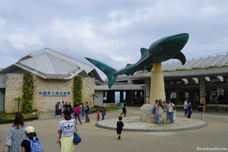 Japan Okinawa Churaumi Aquarium