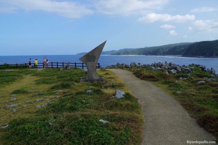 Japan Okinawa Cape Hedo Misaki