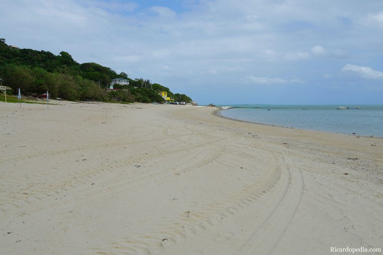 Japan Okinawa Mibaru Beach
