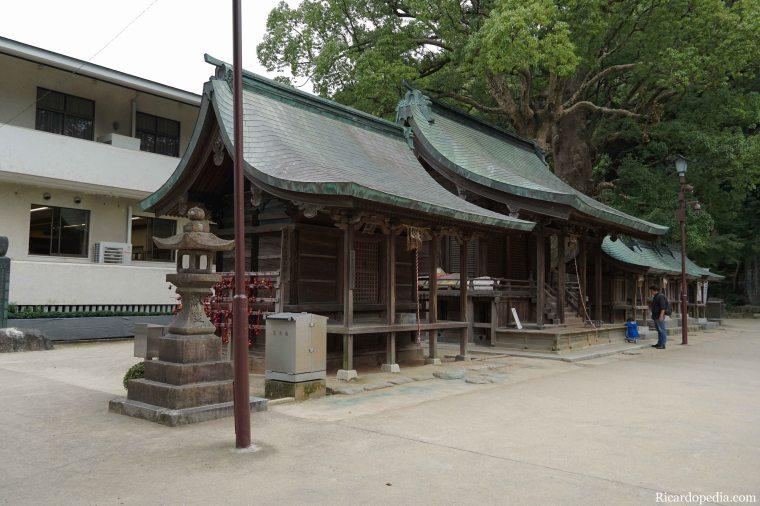Japan Dazaifu Tenmangu Shrine