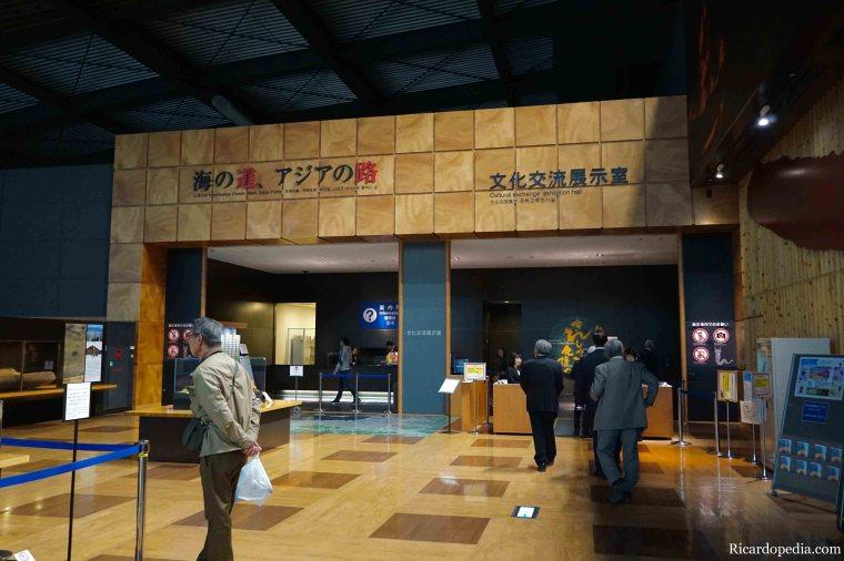 Japan Dazaifu Kyushu National Museum