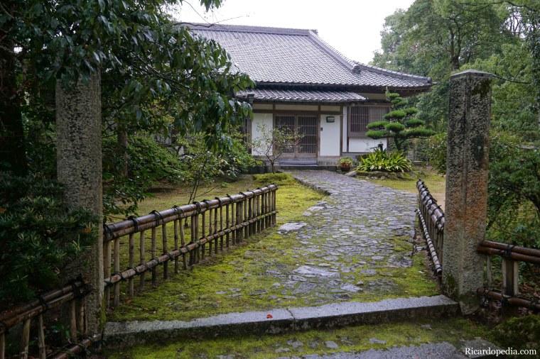 Japan Dazaifu Kazeonji Temple