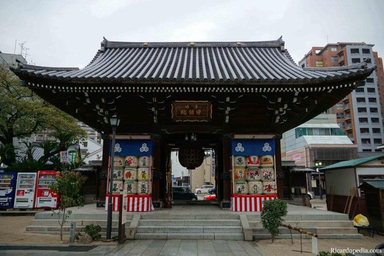Japan Fukuoka Kushida Shrine
