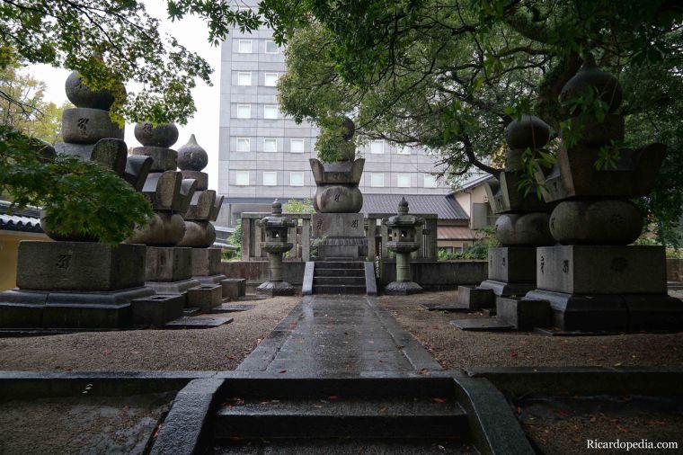 Japan Fukuoka Tochoji Temple