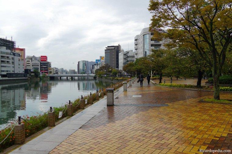 Japan Fukuoka Canal City