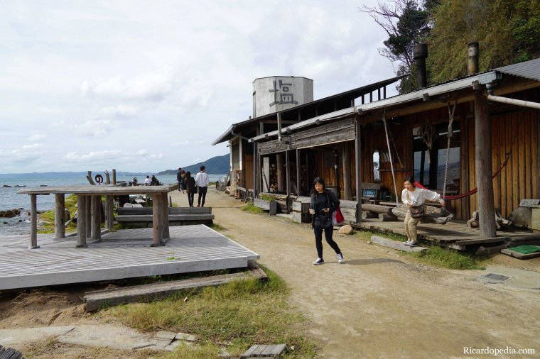 Japan Itoshima Salt Factory