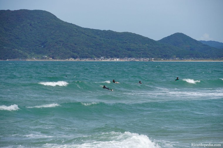 Japan Itoshima Surfer Beach