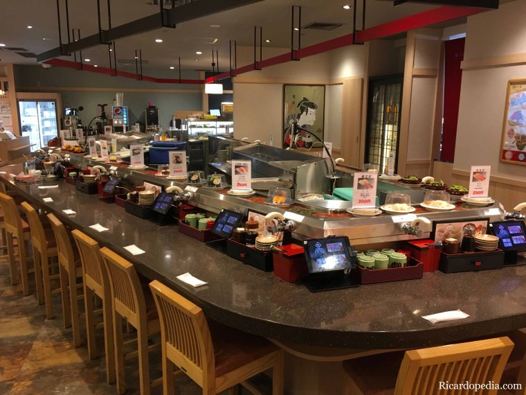 Japan Fukuoka Heishirou Sushi