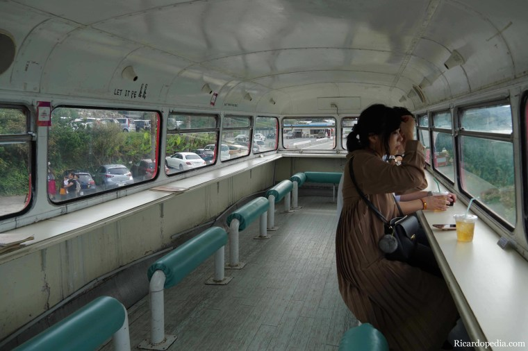 Japan Itoshima London Bus Cafe