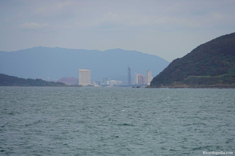 Japan Itoshima Long Ride Back Fukuoka