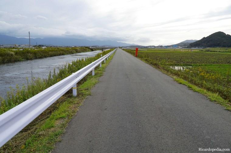 Japan Itoshima Long Ride Back