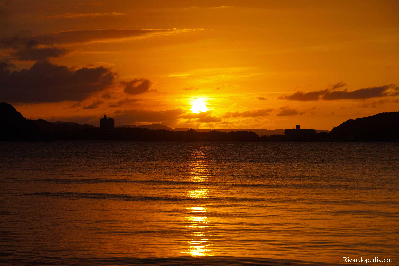 Japan Itoshima Final Sunset