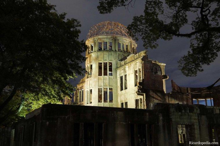 Japan Hiroshima Peace Memorial Park