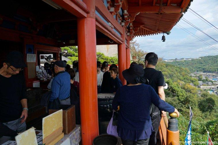 Japan Onomichi Temple Walk