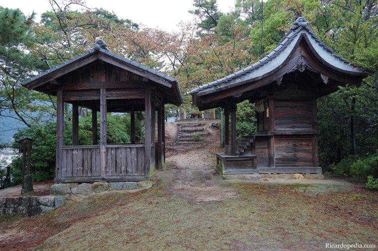 Japan Miyajima Hiking