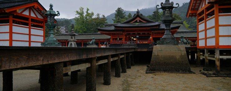 Japan Miyajima Itsukushima Shrine