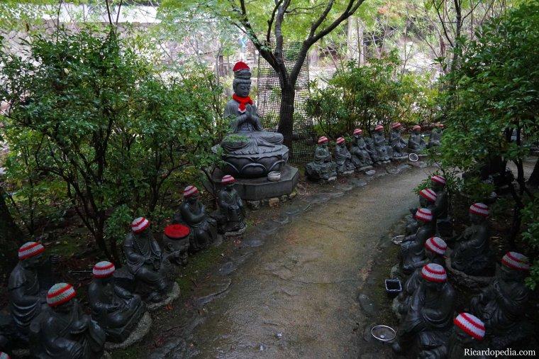 Japan Miyajima Daisho-in Temple