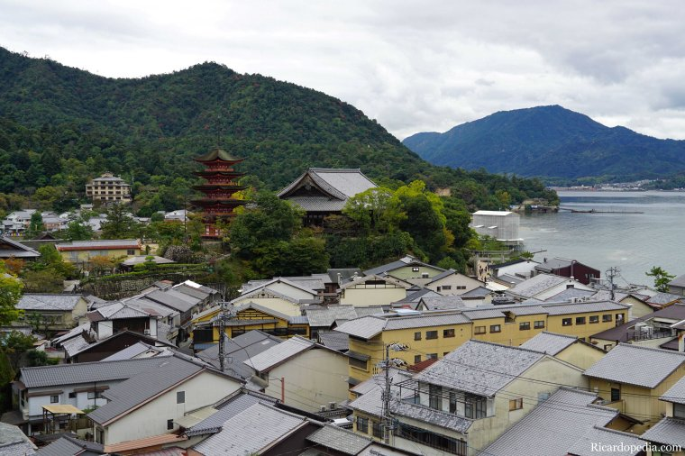 Japan Miyajima Last Walk
