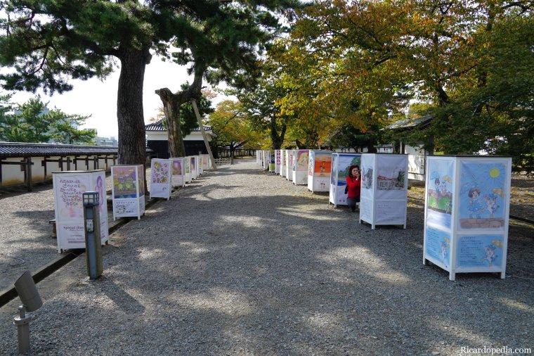 Japan Matsue Castle
