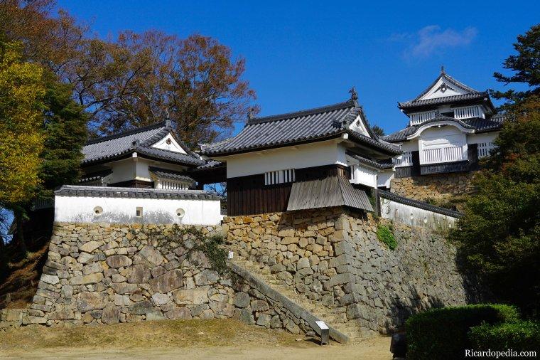 Japan Bitchu-Takahashi Matsuyama Castle