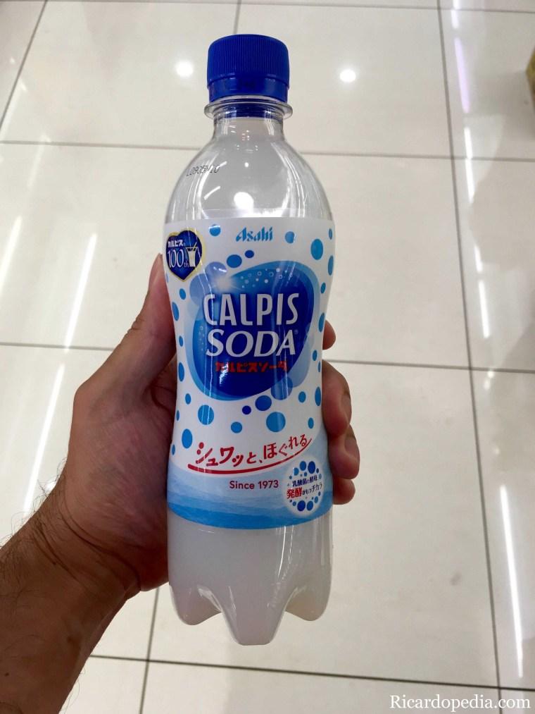 Japan Matsue Calpis Soda