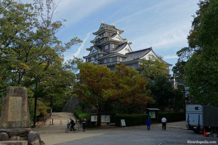 Japan Okayama Castle