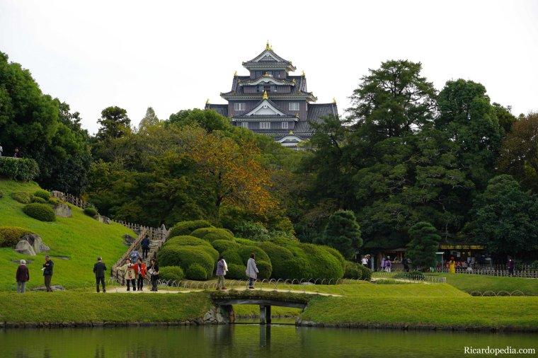 Japan Okayama Korakuen Garden