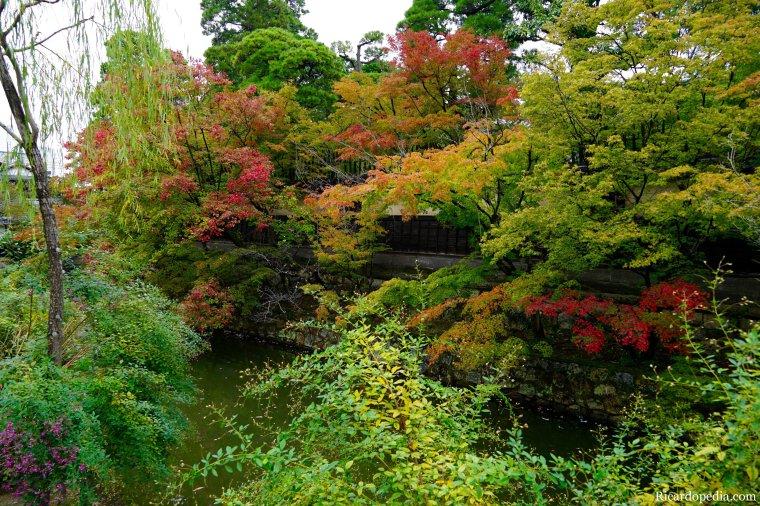 Japan Kurashiki Canal Area