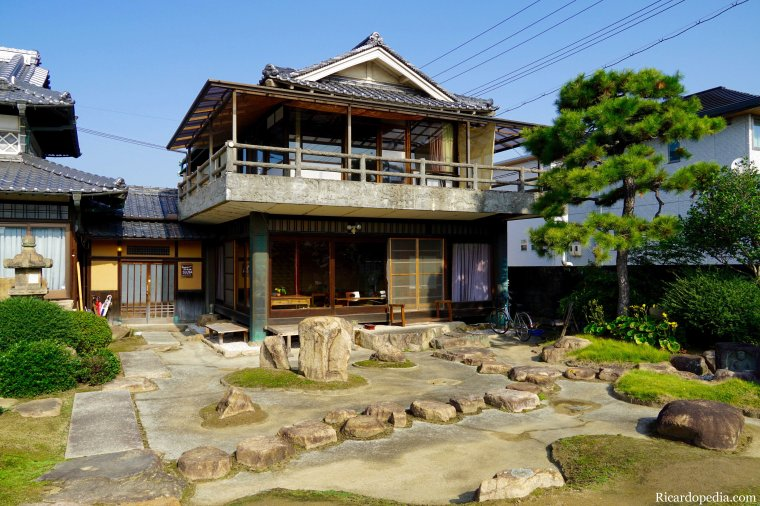Japan Okayama Guesthouse