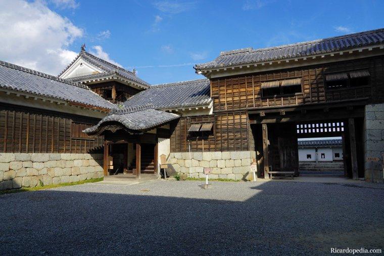 Japan Matsuyama Castle