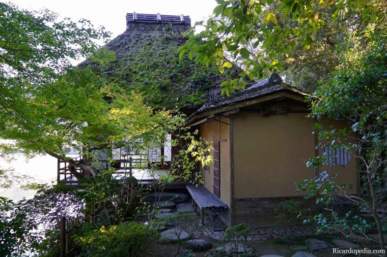 Japan Ozu Garyu Sanso Villa