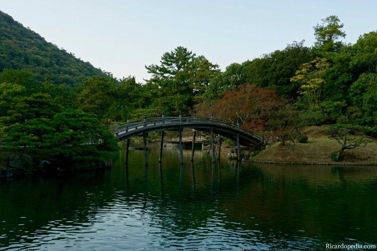 Japan Takamatsu Ritsurin Koen