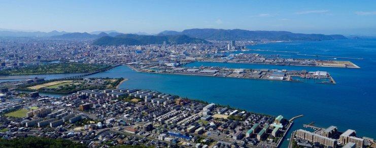 Japan Takamatsu Yashima
