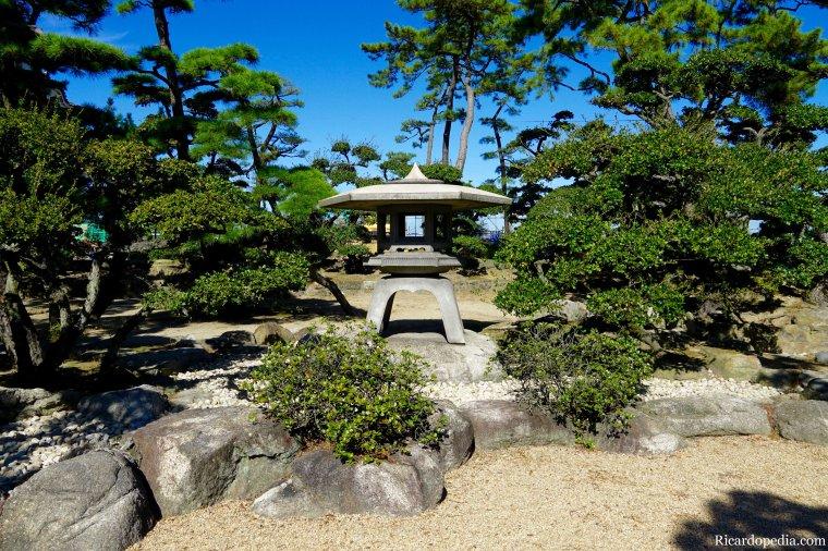 Japan Takamatsu Castle