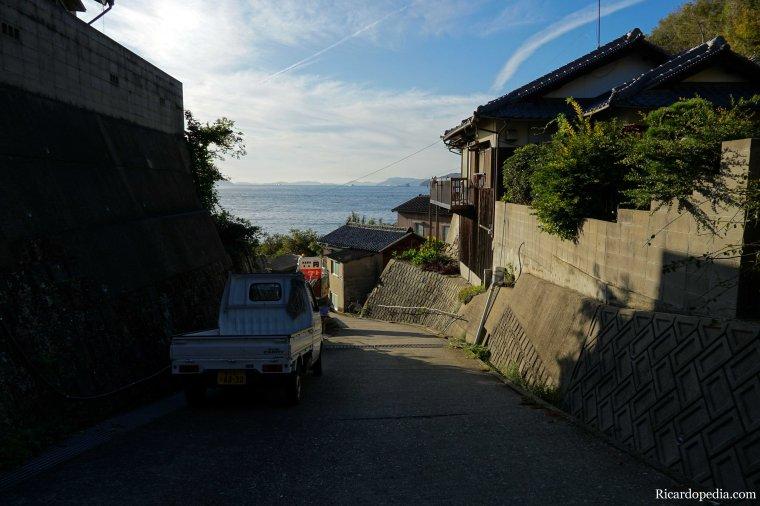 Japan Takamatsu Ogijima Island