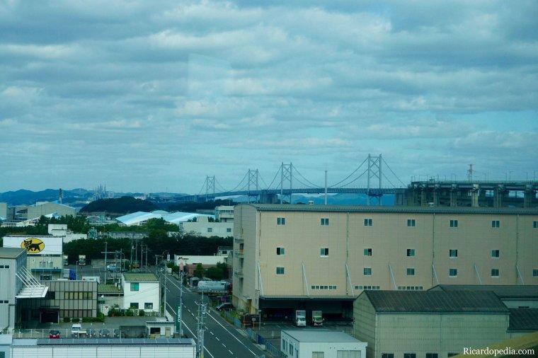 Japan Takamatsu Leaving