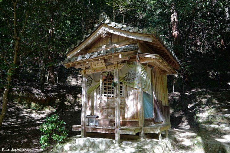 Japan Himeji Mount Shosha
