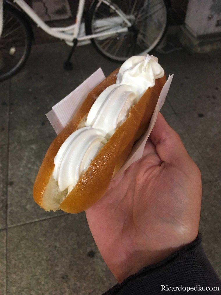 Japan Osaka Ice Cream