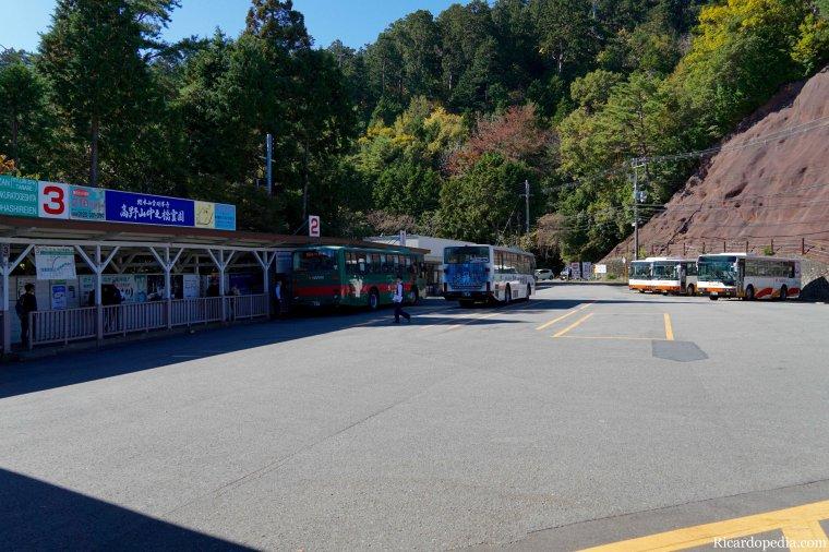 Japan Mount Koya Journey To Koyasan