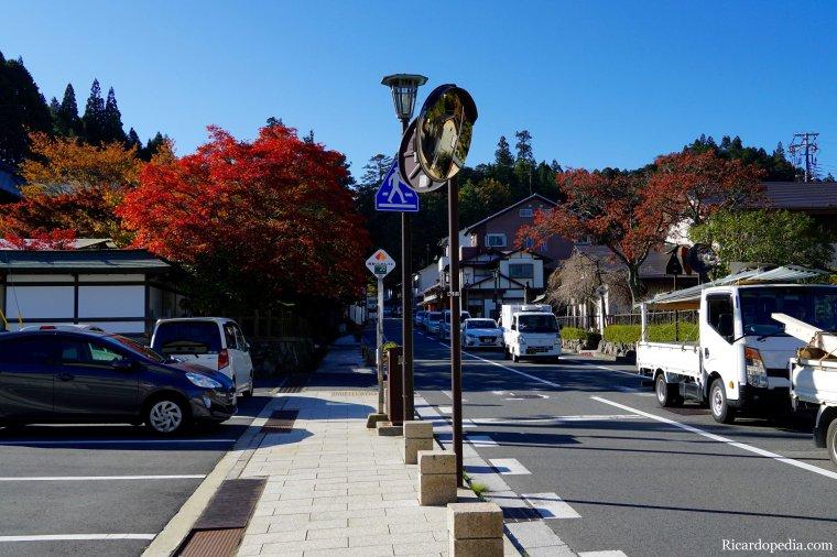 Japan Mount Koya Exploring Koyasan