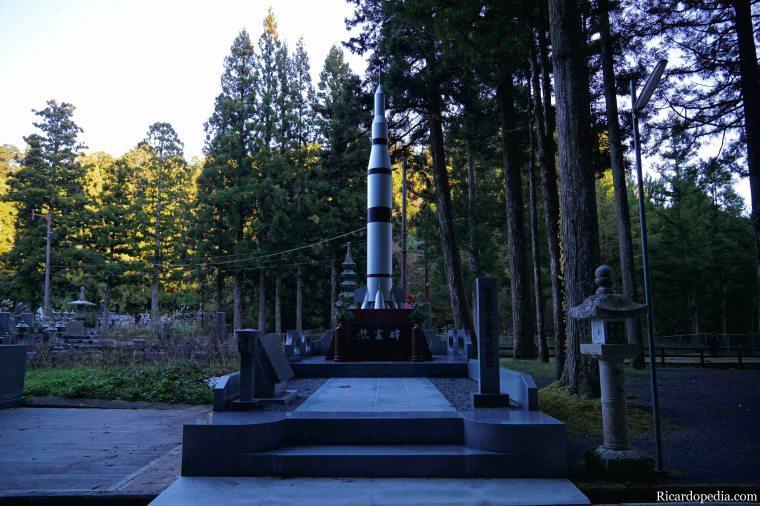 Japan Koyasan Okunoin Temple