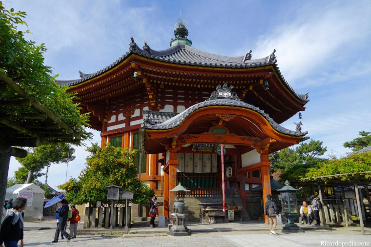 Japan Nara Kofukuji Temple